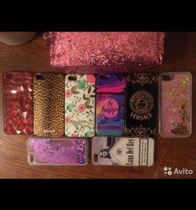 Чехлы для айфон 5, 5s, SE