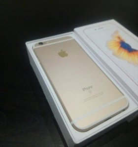 Iphone 6 s Gold 16 gd