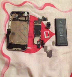 Айфон 4s 16гиг