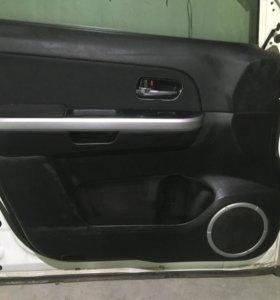 Suzuki escudo карта дверная реп. Лев.