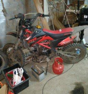 Мотоцикл TTR125