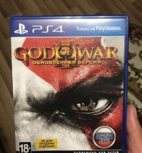 God of War 3, PS4