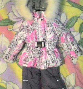 Зимний костюм, р.92