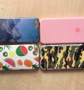 чехлы на IPhone 6s 🤤