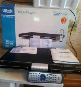 Vitek DVD- Player