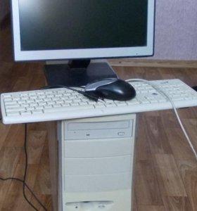 Простой компьютер