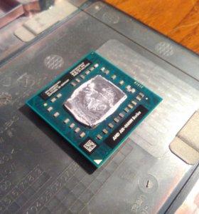 4х ядерный процессор для ноутбука A10-4600M