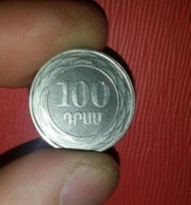 100 драм Армения