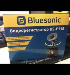 Видеорегистратор Bluesonic BS F-118