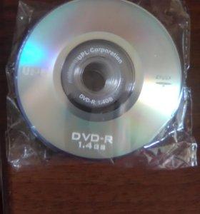 диски dvd r