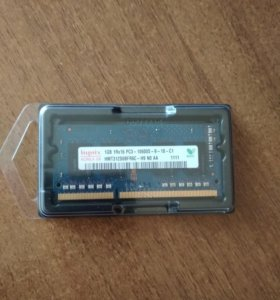 Оперативная память Hynix DDR3 1066 SO-DIMM 1Gb