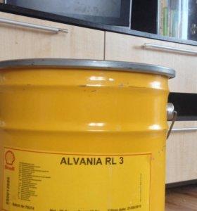 Shell ( Alvania) Gadus S2 V 100 3 20 кг
