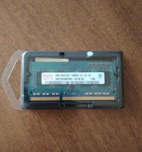 Оперативная память Hynix DDR3 1066 SO-DIMM 2Gb