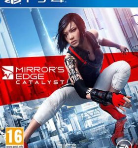 Mirror edge catalyst PS4