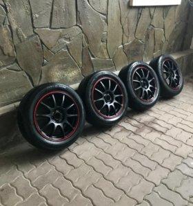 Новые колёса R16