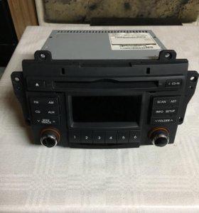 Головное устройство ( магнитола, cd changer) Kia