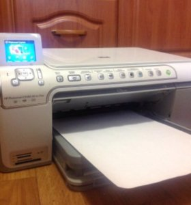 МФУ HP Photosmart C5283All-in-One