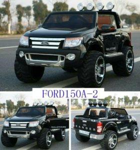 Электромобиль форд