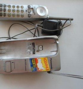 Телефон беспроводной Panasonic KX-TC 1205RUS