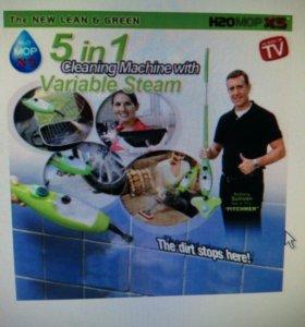 Швабра паровая H2O Mop X5т