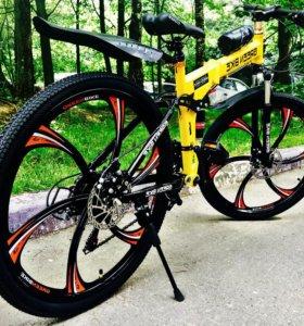 Велосипед на литых дисках Дмитров