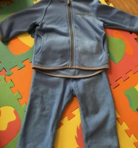 Флюсовый костюм Crockid