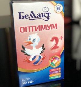 Белакт оптимум с 6 месяцев смесь молочная