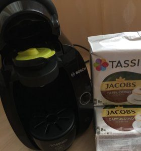 TASSIMO + капсулы
