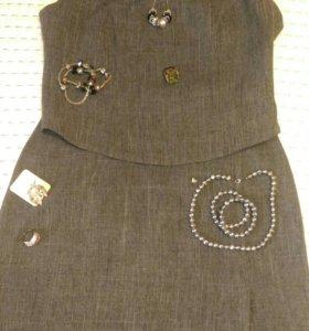 Блузки, юбки