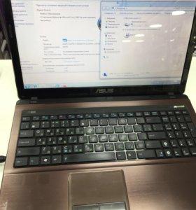 Ноутбук ASUS Core i7-2630
