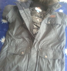 Куртка-парка демесизонная осень-зима р. 50-54