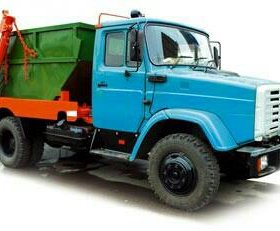 Сбор и вывоз мусора,уборка территории,погрузка