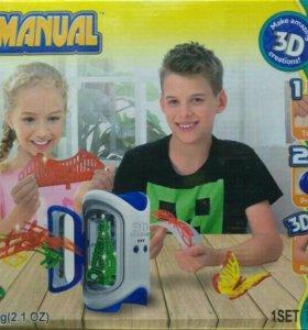 3D набор для моделирования (3+)