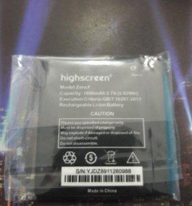 Барея на смартфон highscreen zera f