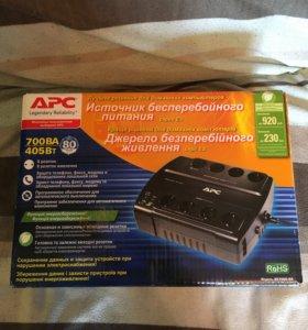 ИБП APC-be700g-ra новый