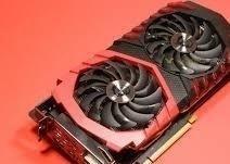 MSI GeForce GTX 1080 1708Mhz