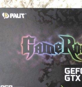 Palit GeForce GTX 1070 1632Mhz