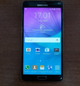 Samsung Galaxy Note4 (SM-N910C)
