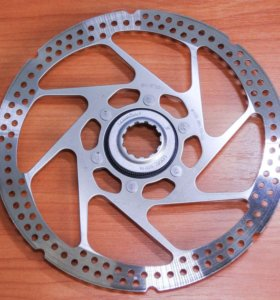 Тормозной диск Shimano SM-RT53M (180 мм)Center Loc