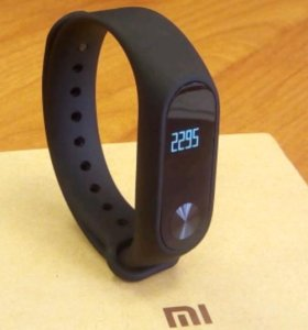 Xiaomi Mi Band 2 фитнес-браслет