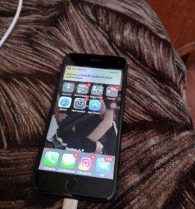 Айфон 7 128 гигобайт черный
