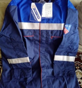 Спецодежда электрощащитная (куртка-накидка)р.58-60