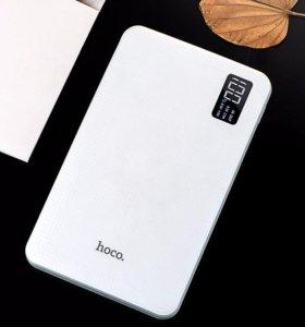 Внешний аккумулятор Power bank hoco 30000 mAh B24