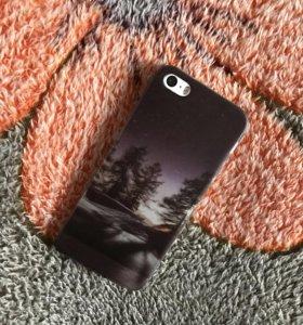 Чехол для айфона/IPhone 5/5s
