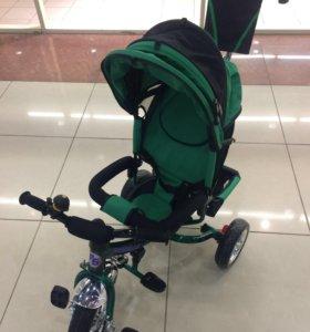 РАСПРОДАЖА!!!Детский велосипед, трехколесный!