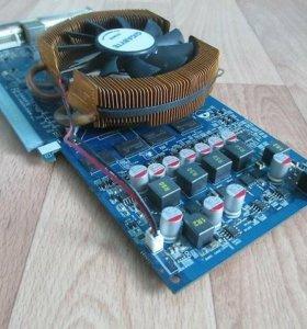 GIGABYTE Radeon HD 4850 512МБ с кулером ZALMAN