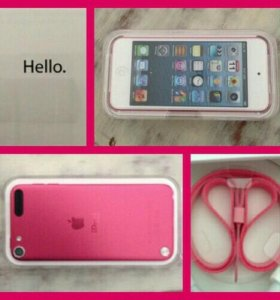 iPod touch 5 32gb pink