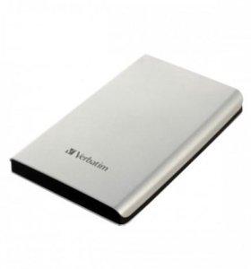 Внешний жесткий диск Verbatim 1000Гб USB 3.0