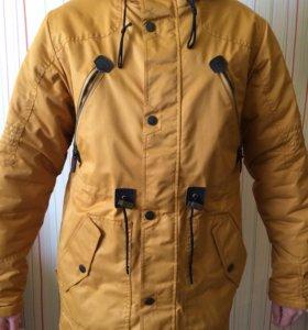 Куртка на весну и осень для мальчика