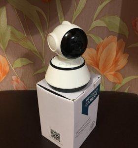 Видео няня ip камера wifi camera 720p радио няня